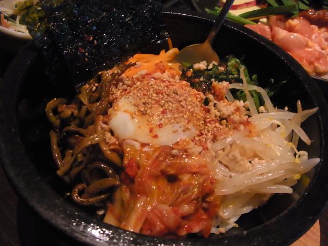 奈良県生駒にある韓国料理屋『癒羅里 福茂千(ふくもち)』に行ってきました