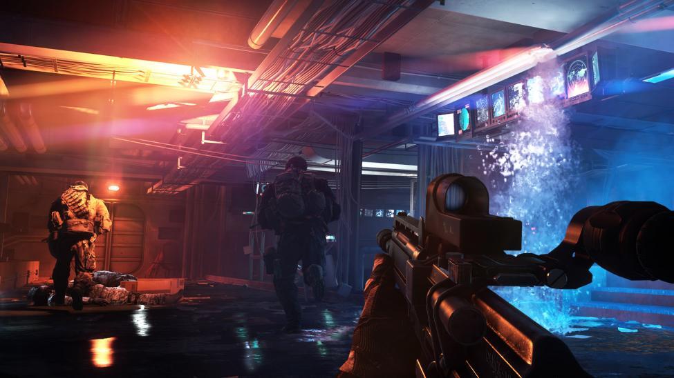 BF4⇒アマゾン限定のデラックスエディション-Xbox Oneでプレイ!