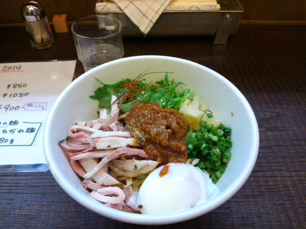 2014年『みつ葉(3/28)の日』に味噌混ぜラーメンを食べてきた【画像・感想】