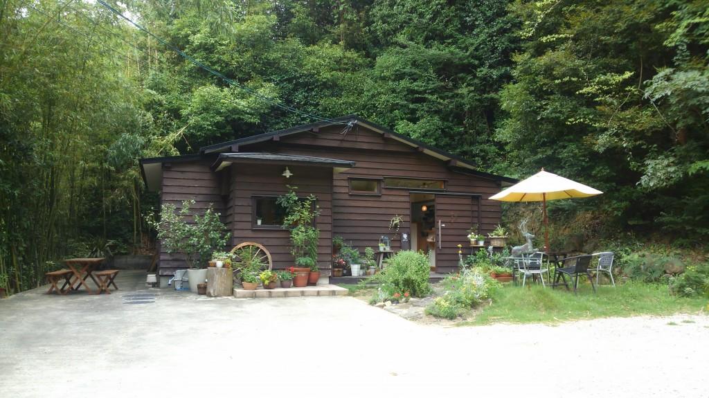 生駒の山奥にある隠れ家カフェ「Caito」に行ってきました