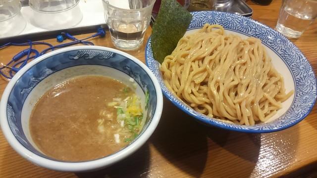東京のつけ麺屋『道玄坂マンモス』に行ってきた【画像・感想】