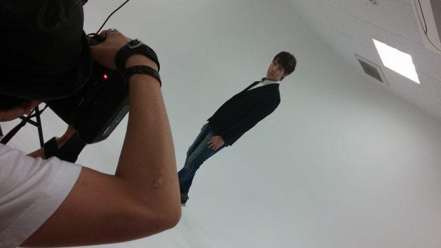 声優の宣材に使うプロフィール写真を撮ってもらった【MPS撮影会】