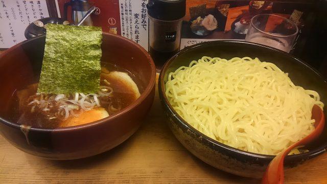 オーソドックスなつけ麺-田無駅の『春馬』に通ってます【画像・感想】