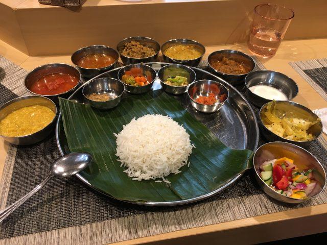スパイス料理『ナッラマナム』-大阪でしか味わえない無限の一皿