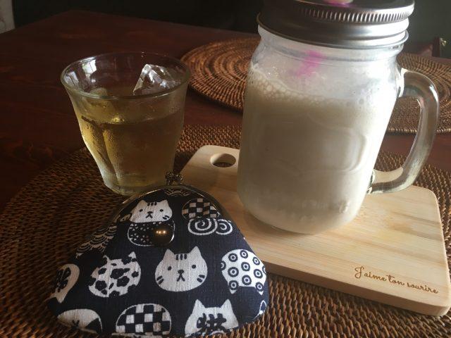 奈良の足湯カフェ「茶の湯」でほっこりした時間を過ごす