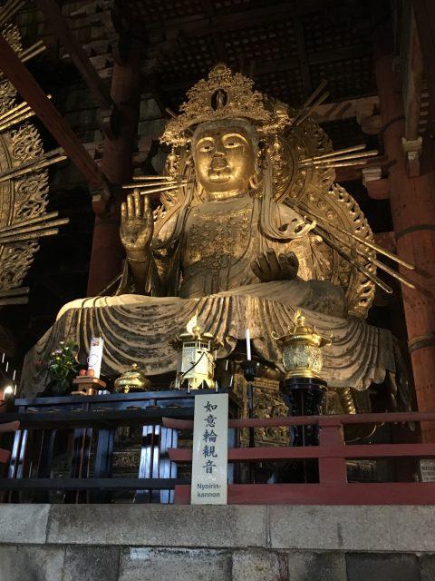 明けましたおめでとうございます【初詣は奈良東大寺へ】