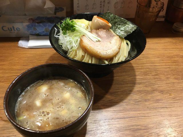 大阪西大橋にある『吉み乃製麺所』の濃厚つけ麺が美味い