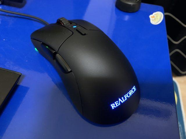 REAL FORCE(東プレ)が初のマウスを出したので買った