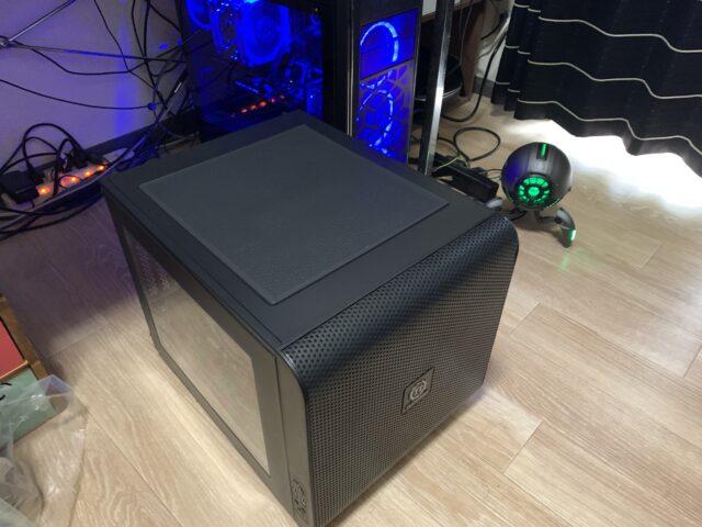 収録の嬉しさからIntel Corei5でサブPC作り、始めました