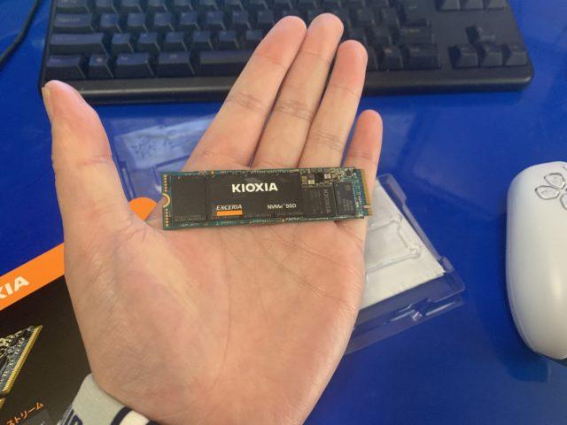 M.2 SSD初装着→Ryzen7 3700Xが昇天