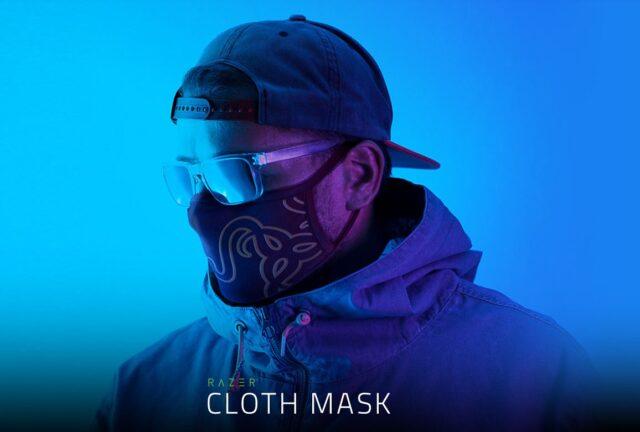 ゲーマーなのでRazerのカッコよすぎる布マスク買った