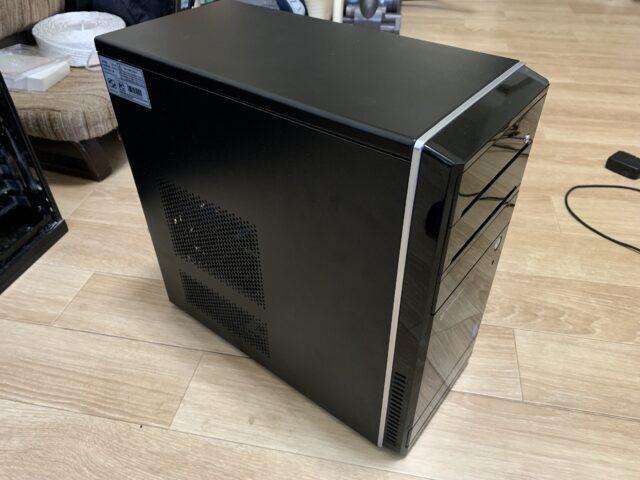 【Haswell世代】5年前のマウスコンピュータのゲーミングPCを分解清掃した